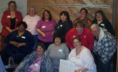 NAAFA Rocky Mountain Chapters Third Meeting